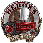 heroes restaurant and brewery riverside