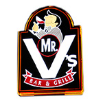 mr. v's bar and grill