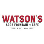 watson's drugs and soda fountain